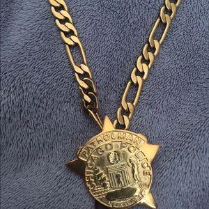 Chicago Police Pendant